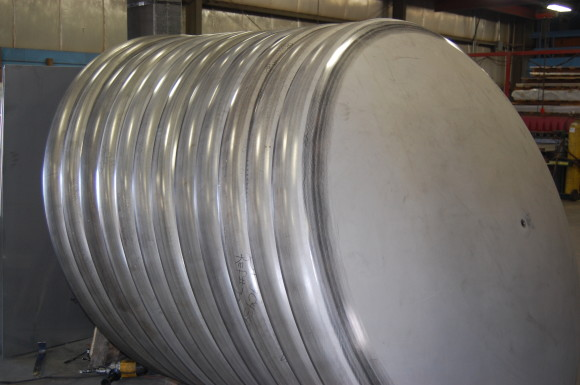 Stainless Steel Tank Heads