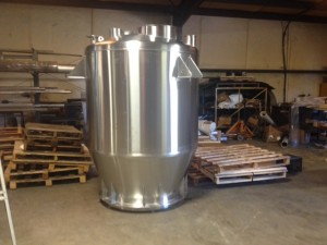 Food Grade Mixing tank